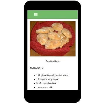 Scottish Recipes apk screenshot
