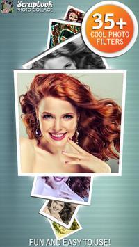 Scrapbook Photo Collage Maker HD apk screenshot