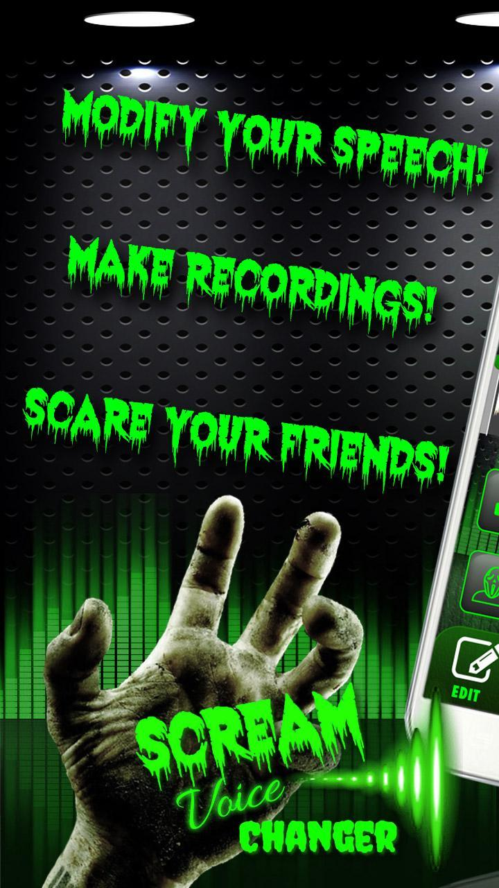 Scream Voice Changer For Android Apk Download
