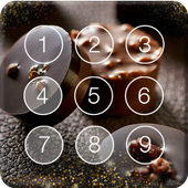 Sweet Chocolate Is A Nice Gift Screen Lock icon
