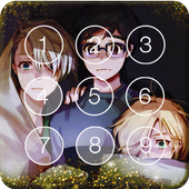 Yuri Anime Nice Screen Lock icon
