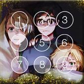 Yuri Anime Nice Screen Lock icon