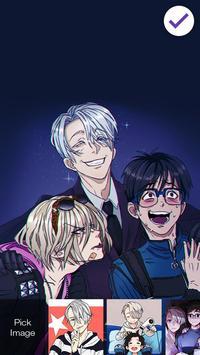 Yuri Anime Nice Screen Lock apk screenshot