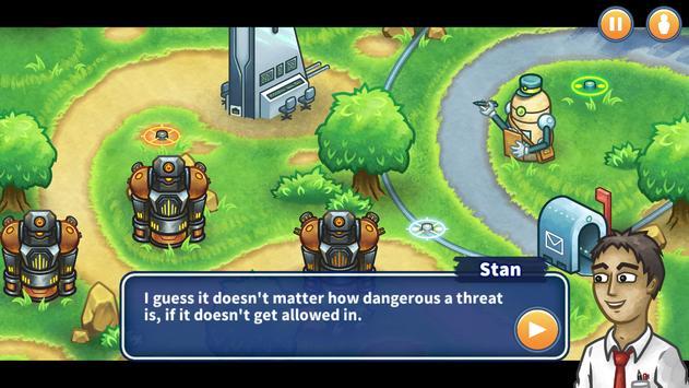 Net Invaders screenshot 1