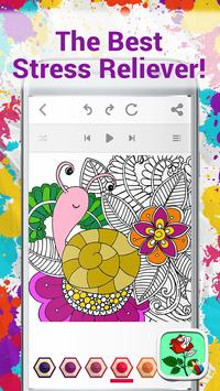 Secret Garden Coloring Book Apk Screenshot
