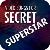 Video songs for Secret Superstar 2017 icon