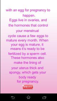 Secrets of Pregnancy apk screenshot
