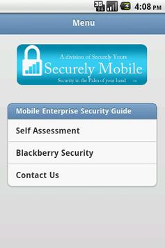 Securely Mobile poster