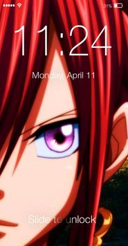 Fairy Tail Anime Wallpaper Screen Pin Lock For Android Apk Download
