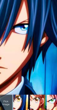 Fairy Tail Anime Wallpaper Screen PIN Lock screenshot 2