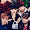 BTS  Pin App Lock Security 图标