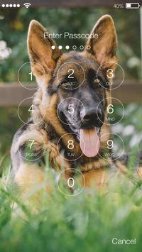 German Shepherd Dog Breed App Lock screenshot 1