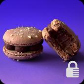 Sweet Macaron Security App Lock icon