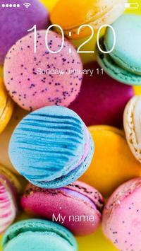 Sweet Macaron Security App Lock screenshot 2