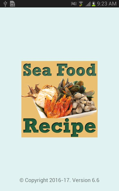 Sea food recipes videos for android apk download sea food recipes videos poster forumfinder Image collections