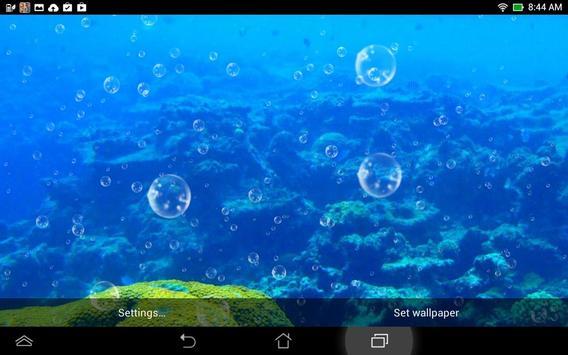Sea Live Wallpaper apk screenshot