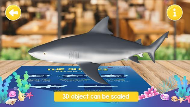 Sharks AR SeaWorld Ancol screenshot 3