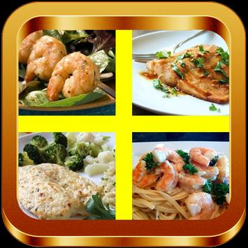 Seafood Recipes apk screenshot