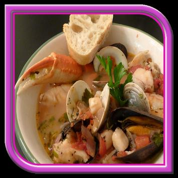 Simple Seafood Recipes apk screenshot