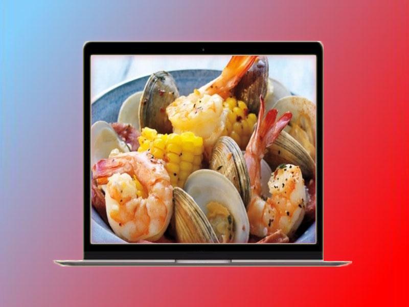 Seafood Recipes 2
