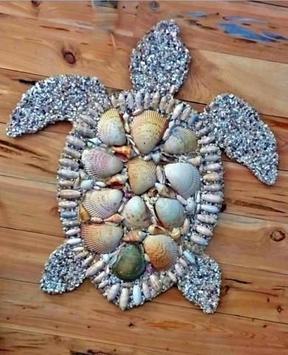 Creative Seashell Crafts poster
