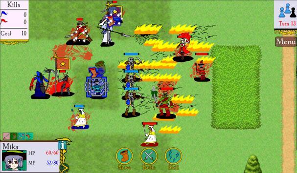 Gates to Terra - Arena apk screenshot