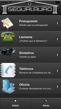 SegurLauro apk screenshot