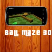 Ball Maze 3D icon