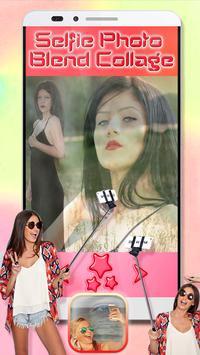 Selfie Photo Blend Collage screenshot 3
