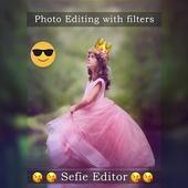 Selfie Expert 👓 - Best Selfie | Photo Editing App icon