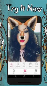 Selfie B824 - Take and Play screenshot 1