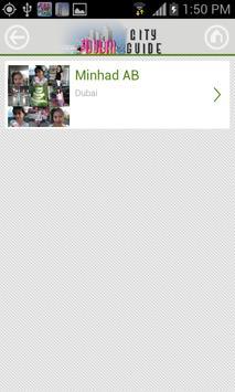 Dubai city tourist guide free apk screenshot