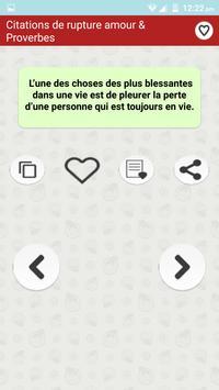 Citations Sur La Rupture Amour poster