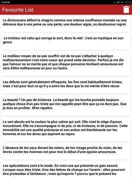 Citations Sur La Rupture Amour screenshot 17