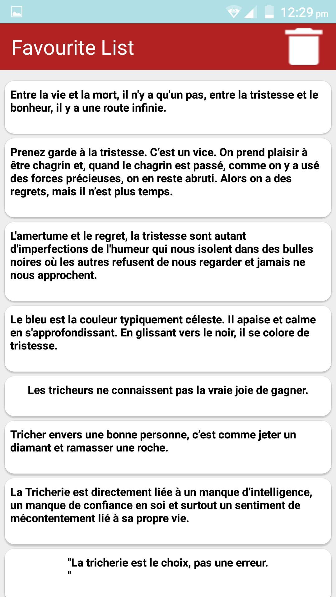 Citations Sur La Rupture Amour For Android Apk Download