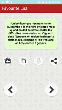 Citations: Travail Acharné screenshot 6