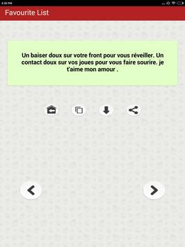 Amour citations & Proverbes screenshot 21