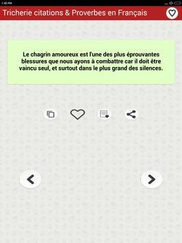 Citations de Tricherie screenshot 14