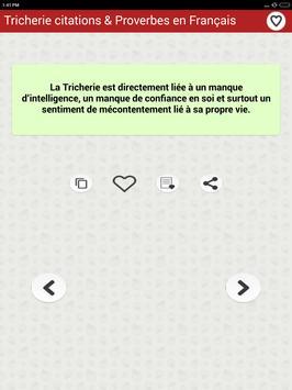 Citations de Tricherie screenshot 16
