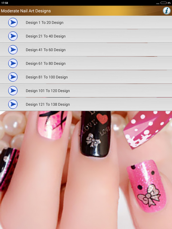 344 Nail Art Designs Easy Designing steps Guide FL for Android - APK ...