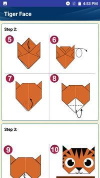 Paper art & Origami Designing Guide Full Pack apk screenshot