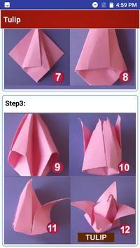 Paper art & Origami Designing Guide Full Pack screenshot 5