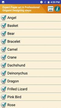 Paper art & Origami Designing Guide Full Pack screenshot 6