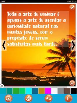 Mais populares portugueses citações inspiradoras screenshot 14