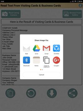 Ocr app to read business card visiting cards text for android apk ocr app to read business card visiting cards text screenshot 11 colourmoves