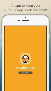 sendhelper apk screenshot