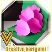 Creative Kirigami Art icon