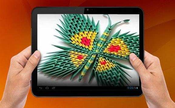 Creative Kirigami Art apk screenshot