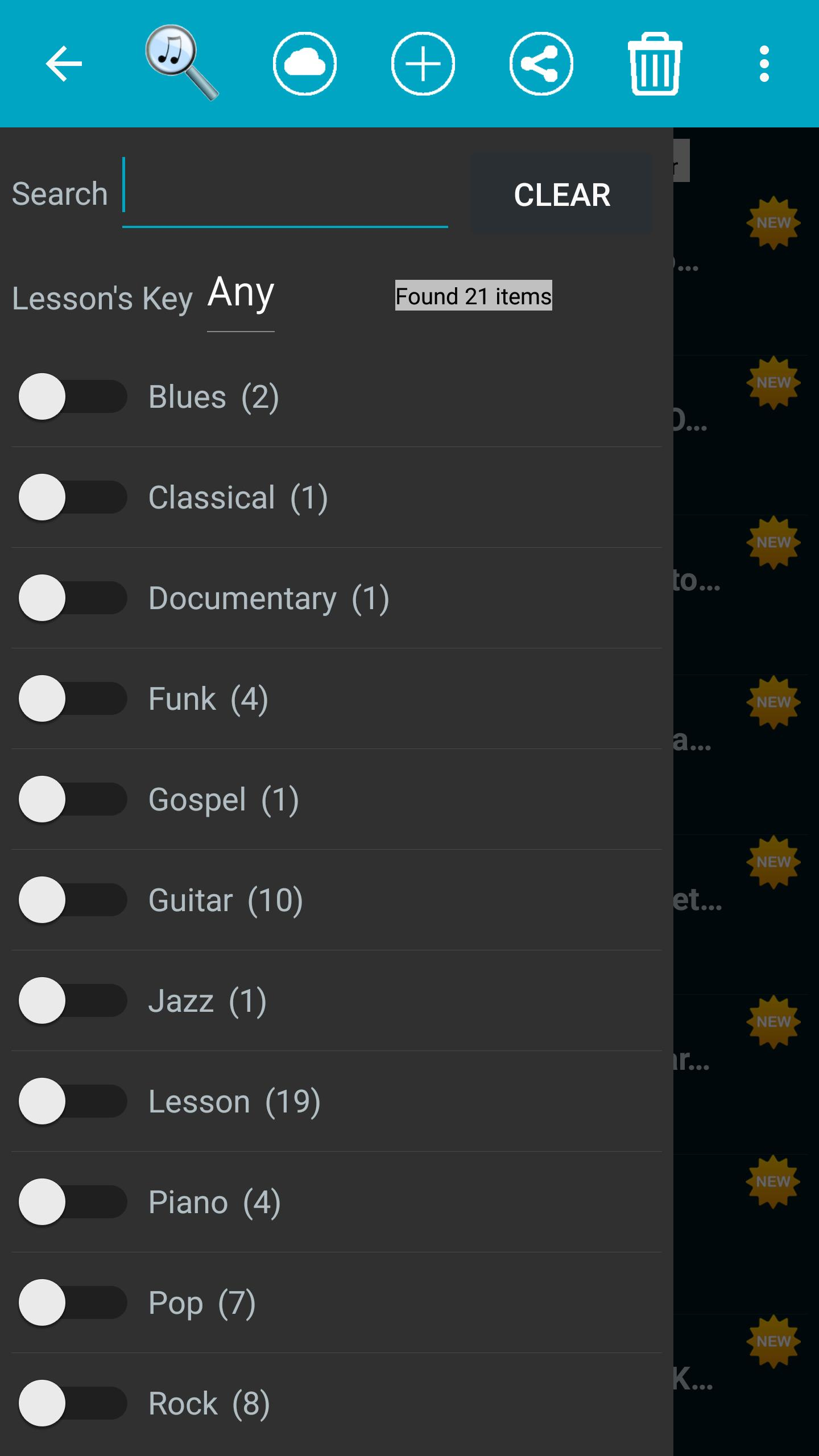 WhatNote Music Lessons Helper 1
