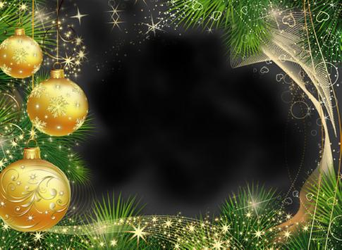 New Year Photo Frame apk screenshot